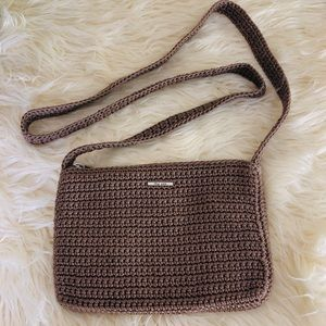 The Sak Crochet Sling | Cross Body Bag